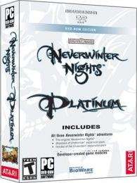 Neverwinter Nights game box